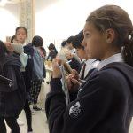 博物馆学习 参观双年展
