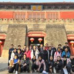 追寻圣人的足迹——八年级人文行走山东之旅
